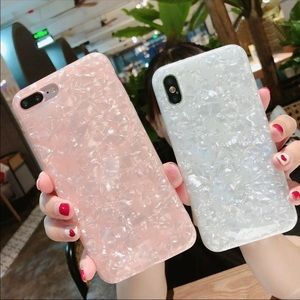 NEW iPhone 12/11/Pro/Max/XR/8/S Shining Shell case